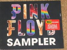 PINK FLOYD Sampler CD! w/ Remaster, Live, Alternative & Demo Versions! EXCLUSIVE