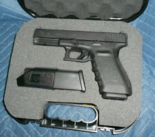 CUSTOM Foam Insert for GLOCK PISTOL 20 or 21 (Fits OEM GLOCK PISTOL CASE)