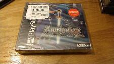 Alundra 2 (Sony PlayStation 1, 2000) Brand NEW Sealed