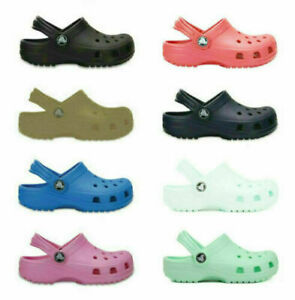 Crocs Adults Mens Womens Classic Cayman Clogs New Colours & UK Sizing For 2021