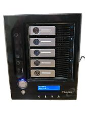 THECUS N5200 High Performance 5-BAY RAID Hard Drives NAS Server w/ Cord, NO HDD