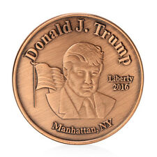 Donald Trump 45Th US President Commemorative Challenge Collection Coin Token HOT