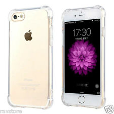 iPhone 7 Plus Cover Case Handphone Case TPU Silicon Case Ready Stock- Clear