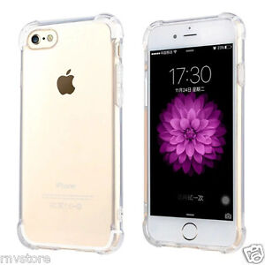 iPhone 8 Plus / 7 Plus Handphone Case TPU Silicon Case Ready Stock- Clear