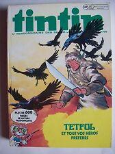 album Tintin belge 157 1981 recueil TBE