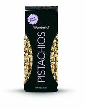 Wonderful Pistachios, Salt and Pepper Flavor, 48oz Bag Gluten Free Nuts Snack
