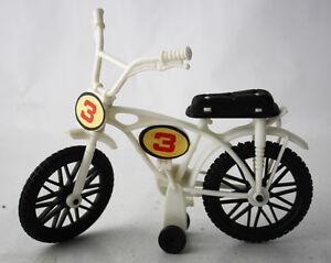 RARE VINTAGE 70'S BMX MOTOCROSS HUFFY THUNDER GREEK PLASTIC BIKE GREECE NEW !