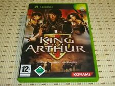 King Arthur para Xbox * embalaje original *