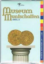 Nederland 2011 : Holland coin fair set Museum Muntschatten deel 2