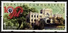 TURKEY MNH 2012 The 100th Anniversary of Turkish Heaths