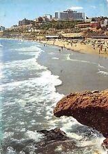 Spain Tarragona Playa del Milagro Al fondo el Hotel Imperial Tarraco Beach