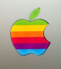 GLOWING RETRO Apple Sticker Macbook Pro Air Vinyl Laptop DECAL 11,12,13,15,17in
