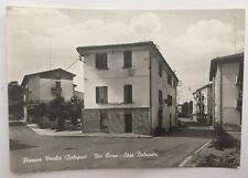 *** PIANORO VECCHIO Via Roma Casa Dalmastri tabaccheria irma bandiera ferramenta