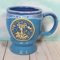 Bones Coffee Company Deneen Pottery SHARK BITE Goblet Mug 2020
