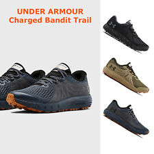 Under Armour CHARGED BANDIT TRAIL Mens Running Shoes Cushioned Sneaker NEW