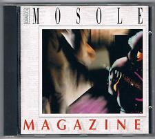 GIANLUCA MOSOLE MAGAZINE  CD TIMBRO A SECCO