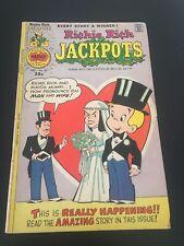 Richie Rich Jackpots Comic Book December 1975, Issue No.20
