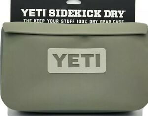YETI SideKick Dry ** Highlands Olive ** Limited Color New Fall Color