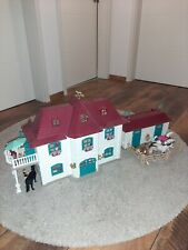 Einfamilienhaus Mit Reitstall von Schleich!!! (Horse Club)