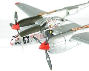 "CORGI AA36601 1/72 P-38J LIGHTNING, USAAF 49TH FG, ""MARGE"", RICHARD BONG, 1942"