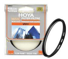 HOYA 77mm NEW HMC UV (C) Multi-Coated UV Digital Slim Frame Filter A-UVC HOYA
