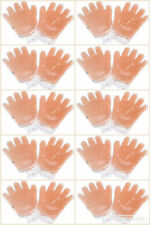 10 Pairs Self Heating Paraffin Wax Gloves Salon Professional Hygienic Treatment