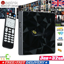 Beelink GT1 Ultimate 2+32GB 4K Android7.1 Smart TV Box 2*WIFI BT4.0 Media Player