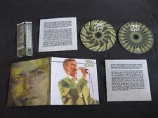 DAVID BOWIE, The Gift of Sound : Live UK 1990, 2x CD Mini LP, EOS-396