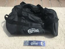 Jose Cuervo Tequila Duffel Bag and Bottle Opener Set - Brand New - Mexico