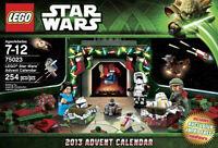 LEGO Star Wars Christmas Advent Calendar 75023 Fett - New (loose seals)