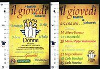 OSTARIA DELLE DONNE - DANCING - RISTORANTE E PIZZERIA - MISANO ADRIATICO - 56454