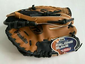 """Franklin Baseball Fielding Glove Ready To Play Lelf-Hand 4511-10"""" Hand formed po"""