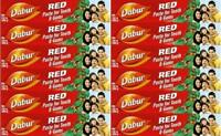 6 x Dabur Herbal Toothpaste Red 100gm Free Shipping,