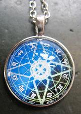 Halskette Windrose Necklace Zodiak Segeln Schiff Marine