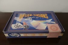 Vintage 1990 Optical Illusions Kit Natures Company Science Experience New / Seal