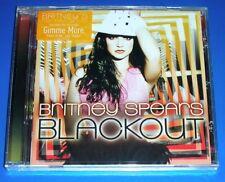 BRITNEY SPEARS, Blackout, CD Album, 12 tracks, SEALED, 2007, incl. Gimme More
