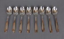 8 grandes cuillères de table christofle modèle ATLAS lot 1