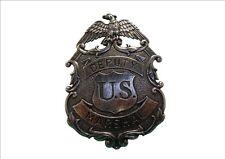 Denix US Deputy Marshal Stern Adler Sheriff Stern nickelf. Cowboy Western