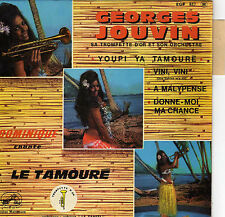 GEORGES JOUVIN & DOMINIQUE YOUPI YA TAMOURE FRENCH ORIG EP