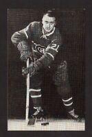 Gilles Tremblay Vintage Montreal Canadiens Hockey Postcard
