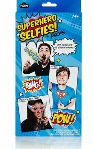 Superhero Selfies! Props NIP