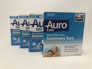Auro-Dri Ear Water-Drying Aid 1 oz (Pack of 4)