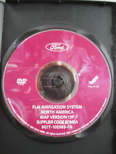 2007-2009 Lincoln MKZ MKX FORD EXPLORER F150 F350 Navigation DVD VERSION13P OEM