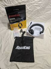 RoadKing Rking950 Premium Noise-Canceling Bluetooth Headset