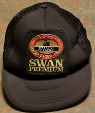 """SWAN PREMIUM""  BASEBALL CAP, GOOD CONDITION"