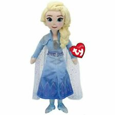 Elsa Frozen II Benie Babies Ty stuffed animal Plush figure 16'