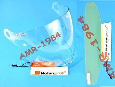 VISERA ORIGINAL NOLAN N43 CLARO + VISERA ANTIFOG N43E AIRE N43E 0170-0039