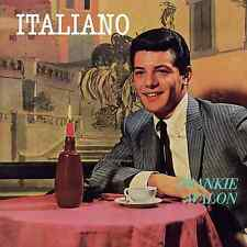 Frankie Avalon – Italiano CD