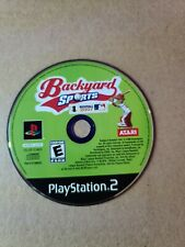 Backyard Sports: Baseball 2007 (Sony PlayStation 2 PS2) *DISC ONLY - TESTED!