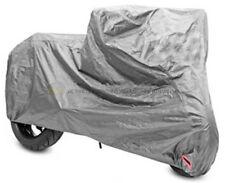 PARA Peugeot Kisbee 50 2015 15 CON MALETA Y PARABRISA FUNDA CUBIERTA CUBRE MOTO